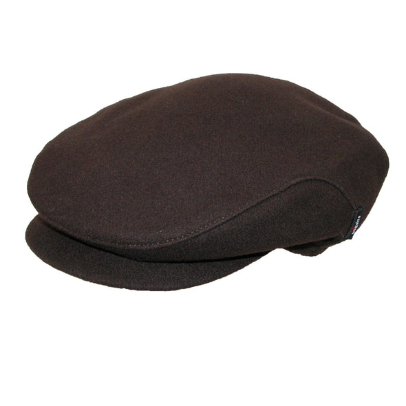 Men's Christor (Carl) Wool Ivy Cap with Earflaps