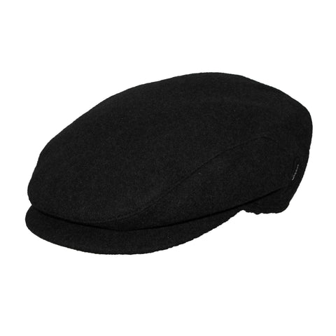 Men's Christor (Carl) Classic Wool Ivy Cap with Earflaps