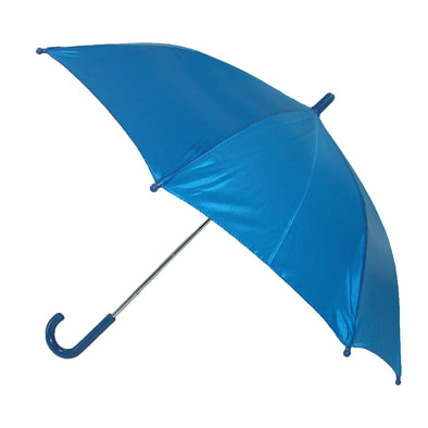 Kids' Solid Color Stick Umbrella