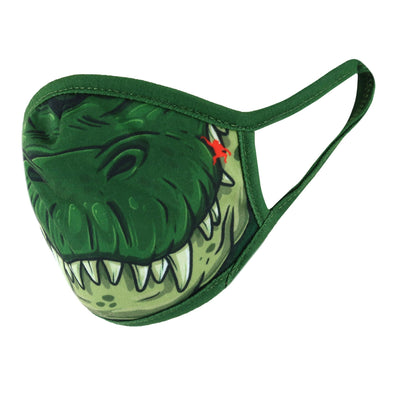 Kid's Crocodile Mouth Protective Face Mask