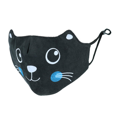 Toddler's Cory Cat Animalz Reusable Face Mask