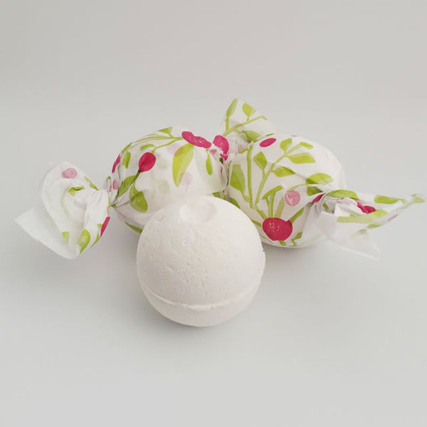 Pearberry Bath Bomb Fizzy