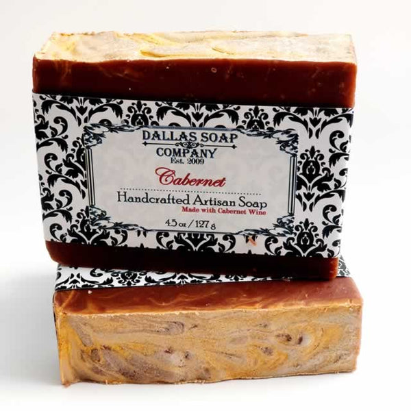 Cabernet Handcrafted Wine Soap