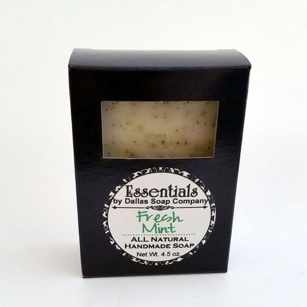Fresh Mint Essential Soap