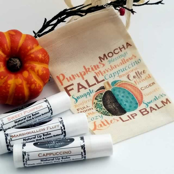Fall Lip Balm Set