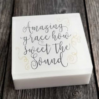 Amazing Grace Soap by Dallas Soap Company