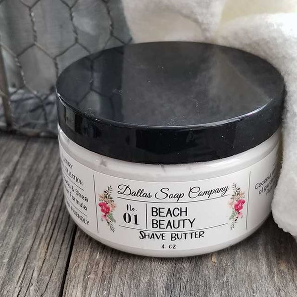 Beach Beauty Shave Butter for Women