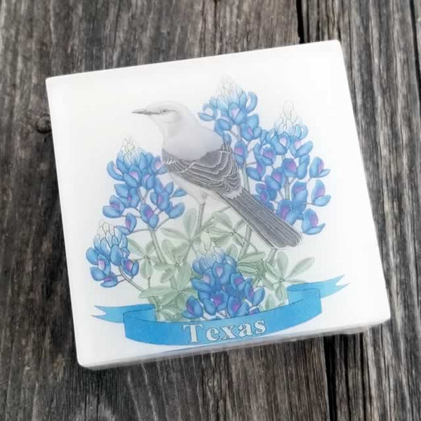 Bluebonnet Soap Texas Flower