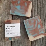Cashmere and Silk Shea Butter Soap