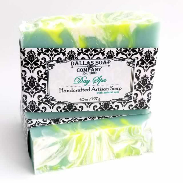 Day Spa Soap by Dallas Soap Company
