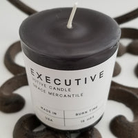 Executive Votive Candle Dallas Soap Company
