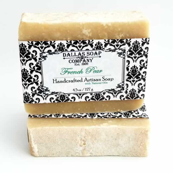 Dallas Handmade Soap French Pear