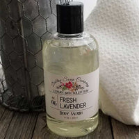 Lavender Body Wash Dallas Soap Company DSC