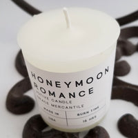 Honeymoon Romance Votive Candle Dallas Soap Company