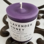 Lavender Honey Candles Votives Dallas Soap Company