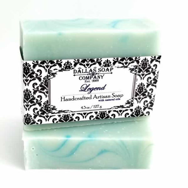 Legend Men's Soap by Dallas Soap Company