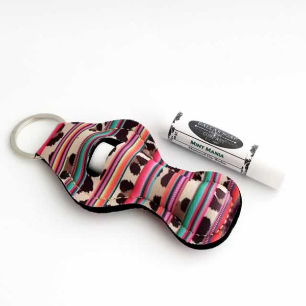 Leopard & Serape Lip Balm Holder