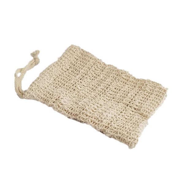 Natural Soap Saver Pouch Bag