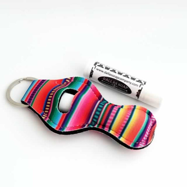 Serape Lip Balm Holder - Dallas Soap Company