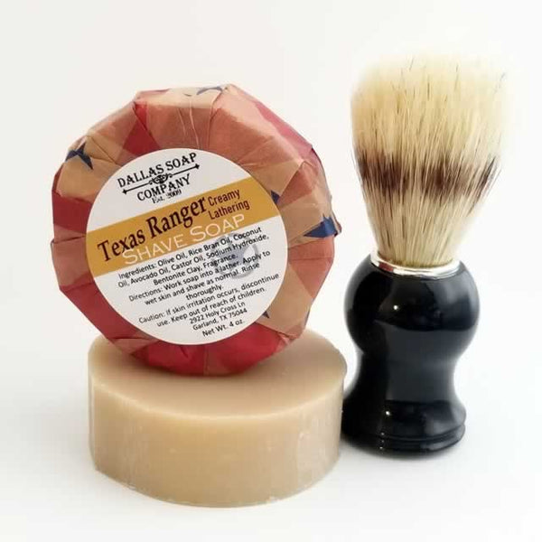 Texas Ranger Shave Soap