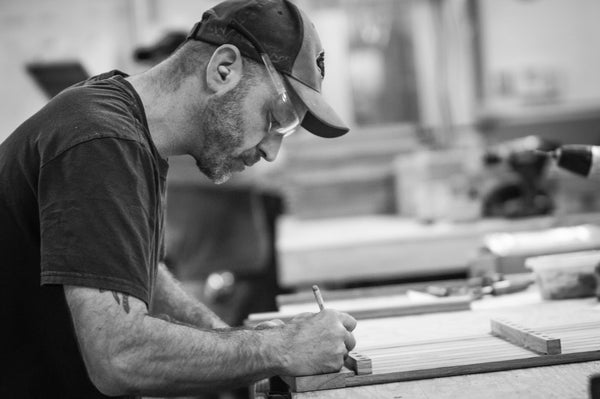 MIke Carney, lead Teakworks4u craftsman