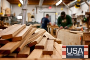 Teakworks4u products are handcrafted in the USA