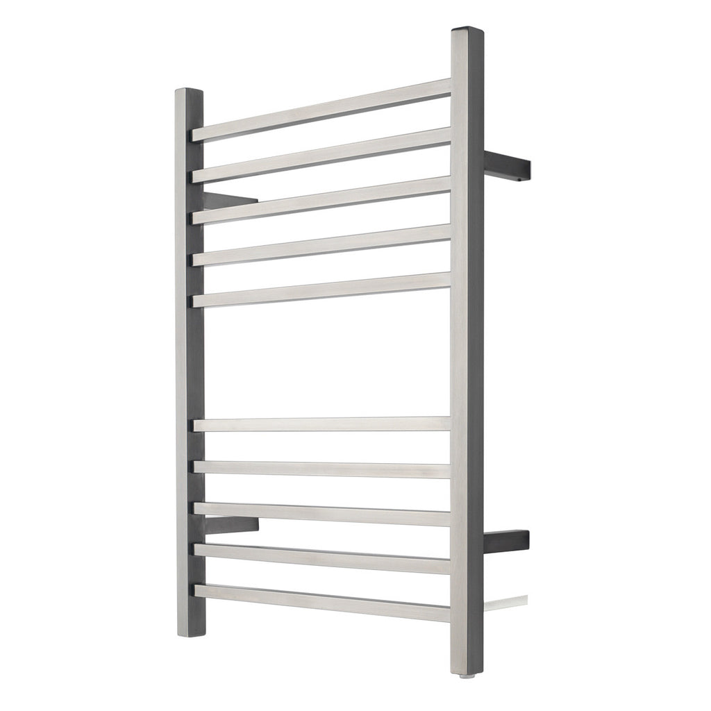 Amba Radiant Square Towel Warmer from Teakworks4u - Plug-in model