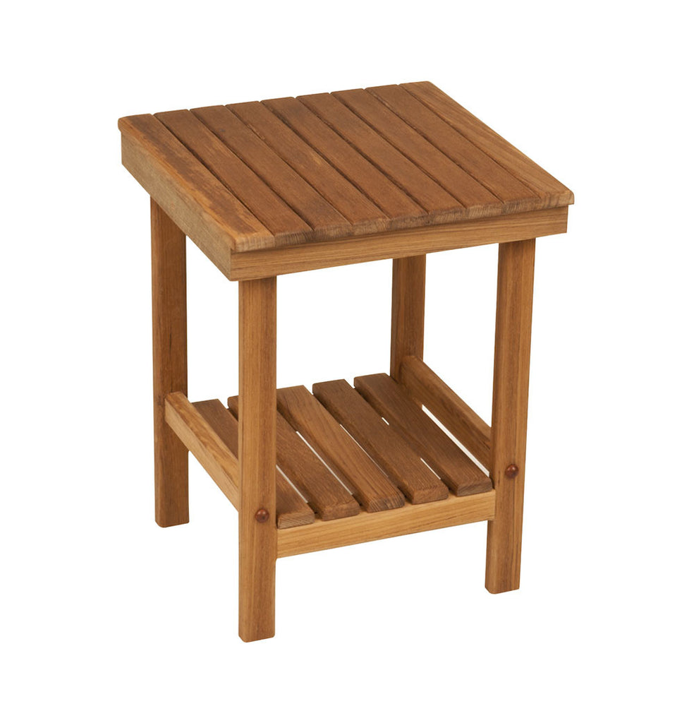 Mini Rigid Teak Bench