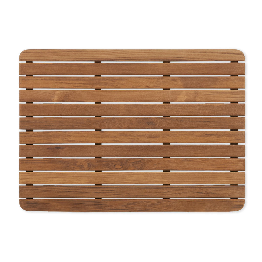 Teak Bath and Shower Mats : Teakworks4u