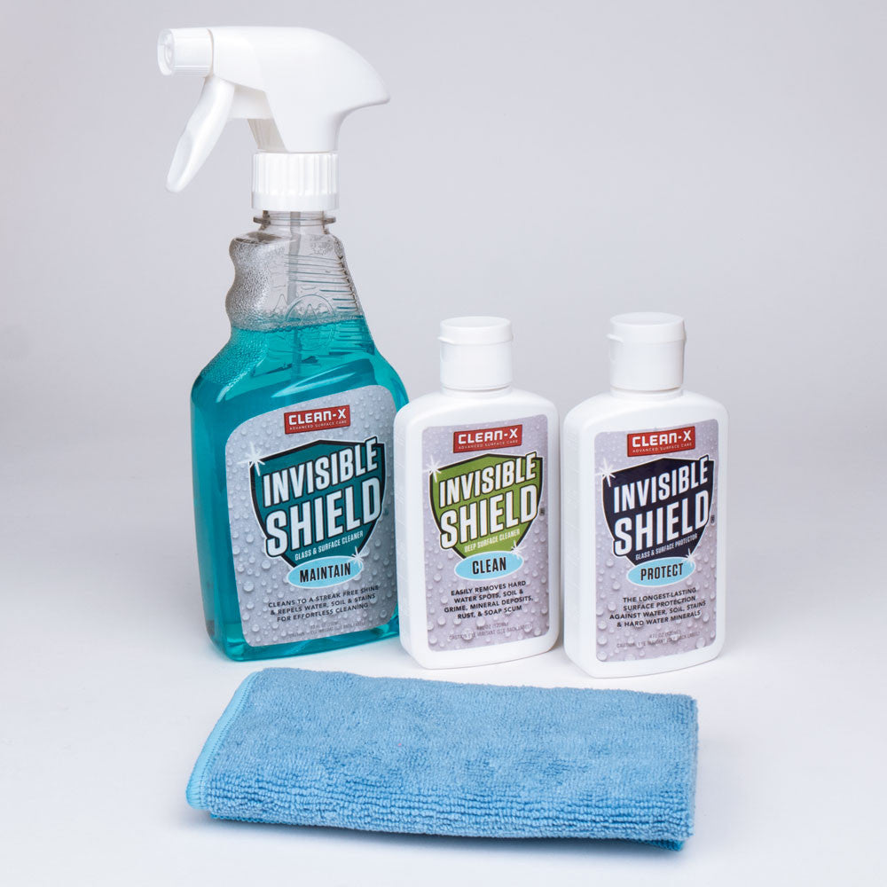 Invisible Shield Glass & Surface Protectant Kit from Teakworks4u