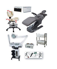 Spa and Salon Equipment Packages