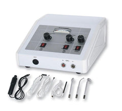 2-in-1 High Frequency and Galvanic Facial Machine