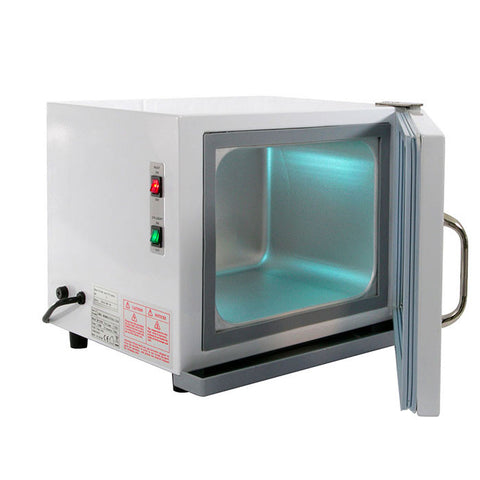 10 PC HOT TOWEL CABINET WITH STERILIZER - TopSpaSupply.com