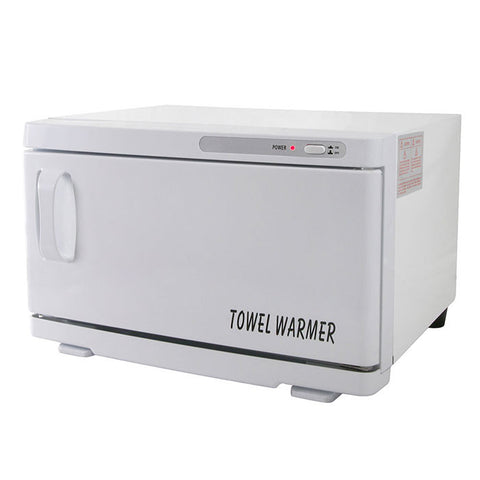 12 PC HOT TOWEL CABINET