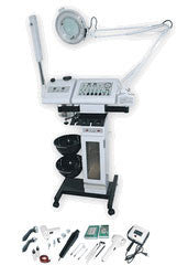 15 FUNCTION FACIAL SPA MACHINE / UNIT WITH DIAMOND MICRODERMABRASION