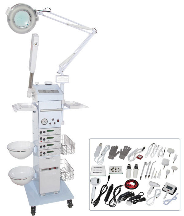 19 In 1 Multifunction Facial Machine Topspasupply Com
