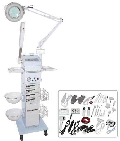 19 IN 1 SKIN CARE SYSTEM MULTIFUNCTION UNIT - TopSpaSupply.com