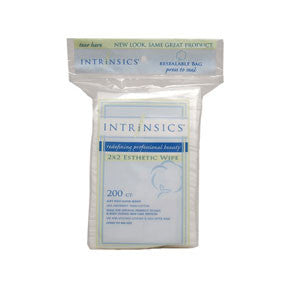 INTRINSICS 2X2 ESTHETIC WIPES - TopSpaSupply.com