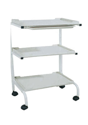 3 SHELF TROLLEY CART
