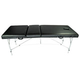 Portable Massage Table w/ Aluminum Legs