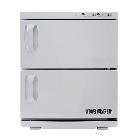 48 PC DOUBLE HOT TOWEL CABINET WITH UV STERILIZER