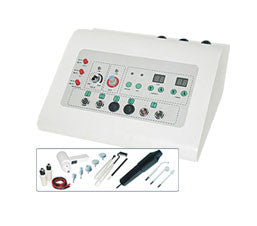 5 Function Skin Care Machine (Vacuum, Spray, High-Frequency, Facial Brush, Galvanic)