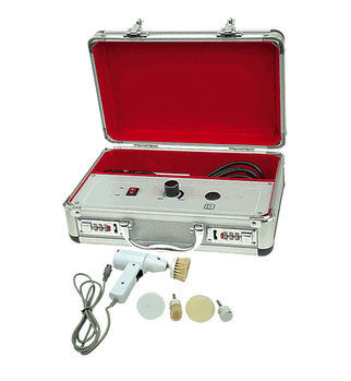 Facial Brush Machine with Facial Brush Case