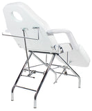 Adjustable Massage & Facial Table with Arm Rest