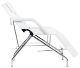 Adjustable Facial Chair - White Color