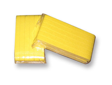 COMPRESSED SPONGES 12 PIECES PER PACKAGE - TopSpaSupply.com