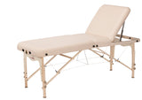 Portable Massage Table with Adjustable Backrest by EquiPro