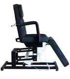 Adjustable Electric Massage Table - 3 Motor - Black Color