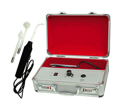 HIGH FREQUENCY CASE FACIAL UNIT