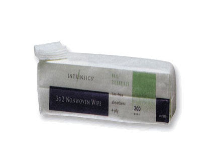 INTRINSICS 2X2 COTTON GAUZE 200 CT - TopSpaSupply.com